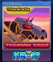 Terrian Saga KR-17 Card 5