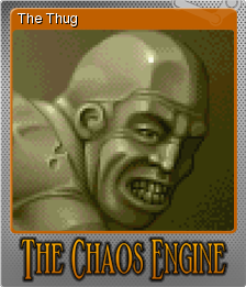 The Chaos Engine Foil 6
