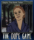 The Dope Game Card 6