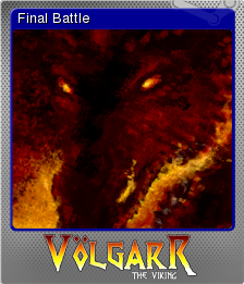 Volgarr the Viking Foil 6