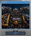 Warhammer 40,000 Space Marine Foil 7