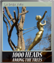 1,000 Heads Among the Trees Foil 2