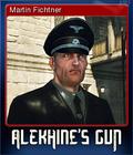 Alekhine's Gun Card 4