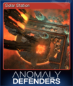 Anomaly Defenders Card 5