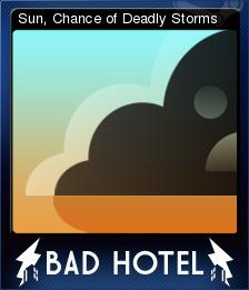 Bad Hotel Card 2
