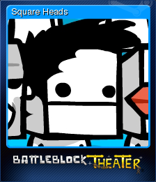 BattleBlock Theater Card 3