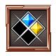 BlazBlue Cross Tag Battle Badge 3