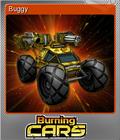 Burning Cars Foil 8