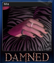 Damned Card 5