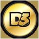 DiRT 3 Complete Edition Badge Foil