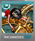 Machineers - Episode 1 Tivoli Town Foil 1