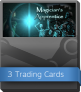 Magician's Apprentice Booster Pack