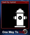 One Way To Die Steam Edition Card 2