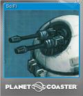 Planet Coaster Foil 6