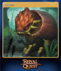 Royal Quest Card 01