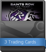 Saints Row The Third Booster Pack
