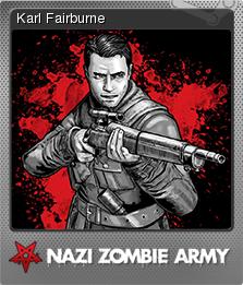 Sniper Elite Nazi Zombie Army Foil 1