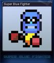 Super Blue Fighter Card 1
