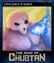 The Rise of Chubtan Card 1