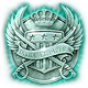 Toy Soldiers Complete Badge Foil