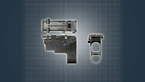 World of Guns Gun Disassembly Artwork 06