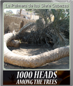 1,000 Heads Among the Trees Foil 1