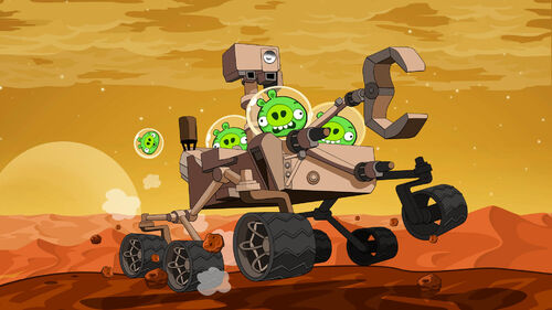 Angry Birds Space Artwork 5
