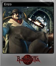 Bayonetta foil 05