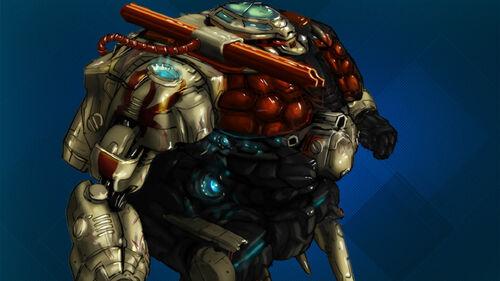 Bionic Dues Artwork 3