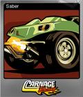 Carnage Racing Foil 4