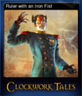Clockwork Tales Of Glass and Ink Card 1
