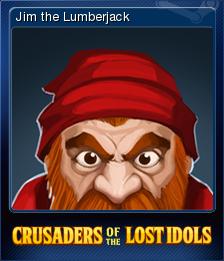 Crusaders of the Lost Idols Card 3