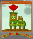 It's Spring Again Foil 1
