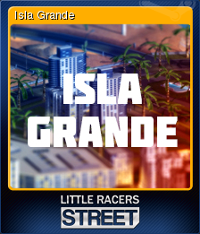 Little Racers STREET Card 05
