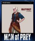 Man Of Prey Card 4