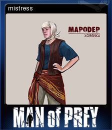 Man Of Prey Card 4