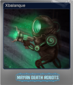 Mayan Death Robots Foil 5
