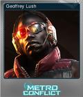 Metro Conflict Foil 8