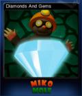 Miko Mole Card 1