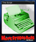 Movie Studio Boss The Sequel Card 6