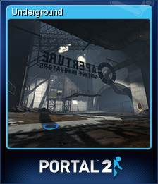 Portal 2 Card 8