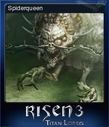 Risen 3 - Titan Lords Card 6