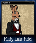 Rusty Lake Hotel Card 5