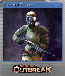 Scourge Outbreak Card 07 Foil