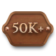 Steam Winter 2018 Knick-Knack Collector Badge 50000