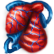 Super Cyborg Emoticon heartcore