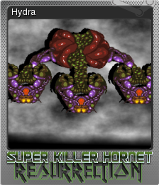 Super Killer Hornet Resurrection Foil 04