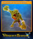 Villagers and Heroes Card 01