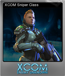 XCOM Enemy Unknown Foil 8