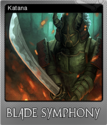 Blade Symphony Foil 3